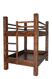 Wood Bunk Beds Plans by Best 20 Rustic Bunk Beds Ideas On Pinterest Rustic Kids Bedding