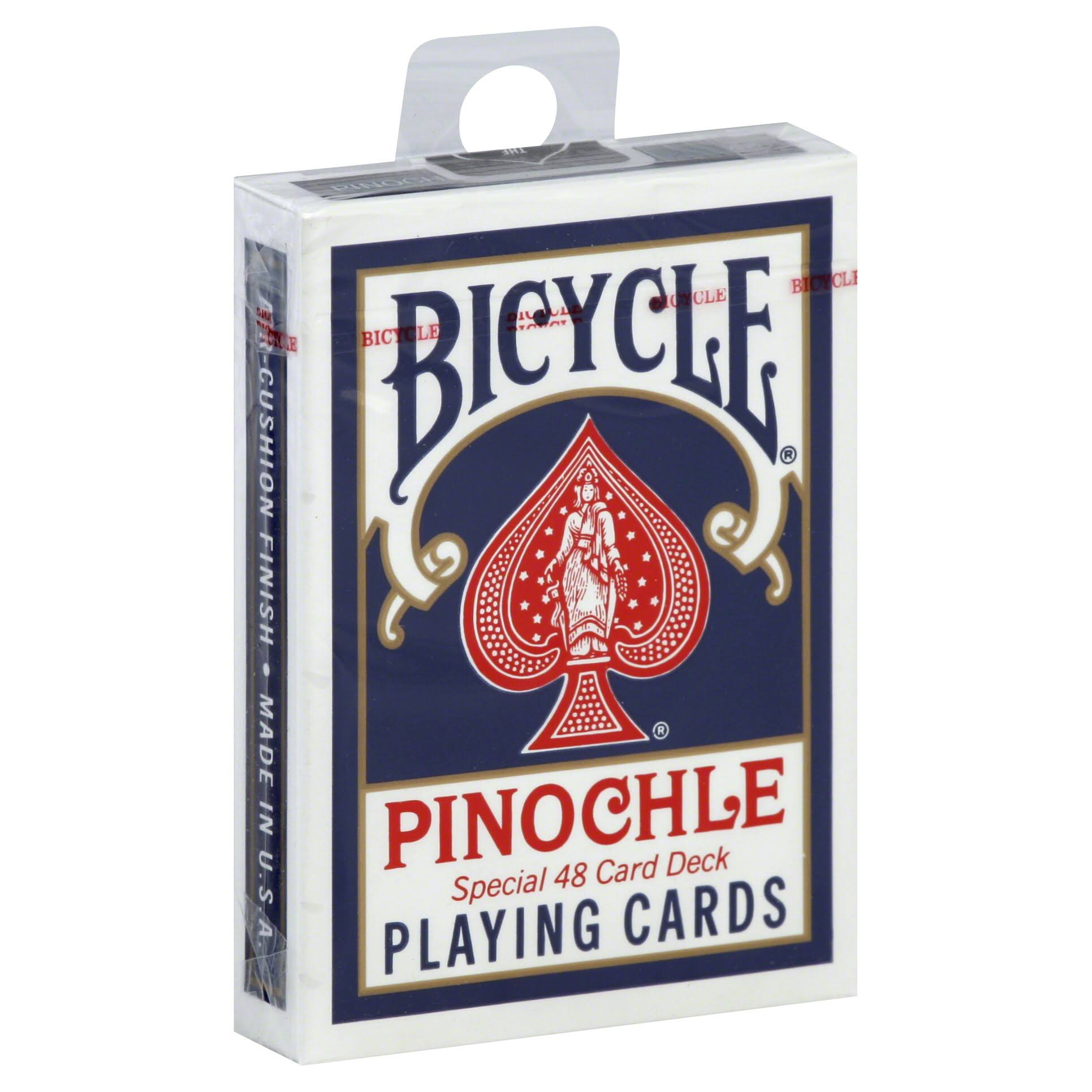 Bicycle Pinochle Special Deck Playing Cards - 48 Cards