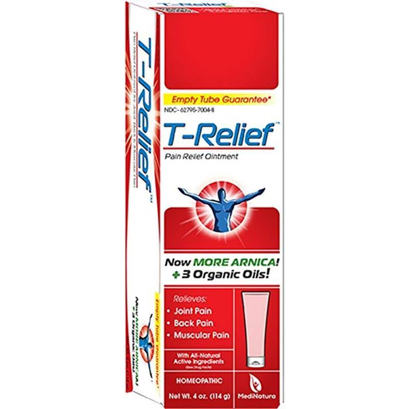 T-relief Pain Relief Ointment - 100g