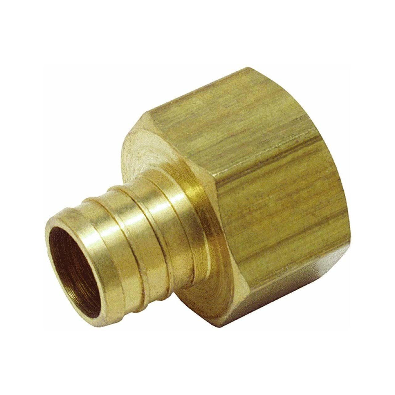 "Sharkbite LFWP13B-0808PB Female Pipe Thread Adapter - 1/2""x1/2"", 5ct"