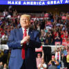 Trump's New Hampshire rally delayed because of Tropical Storm ...