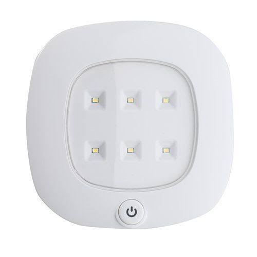 Fulcrum 30033-308 Light It! Wireless Integrated LED Ceiling Light - White