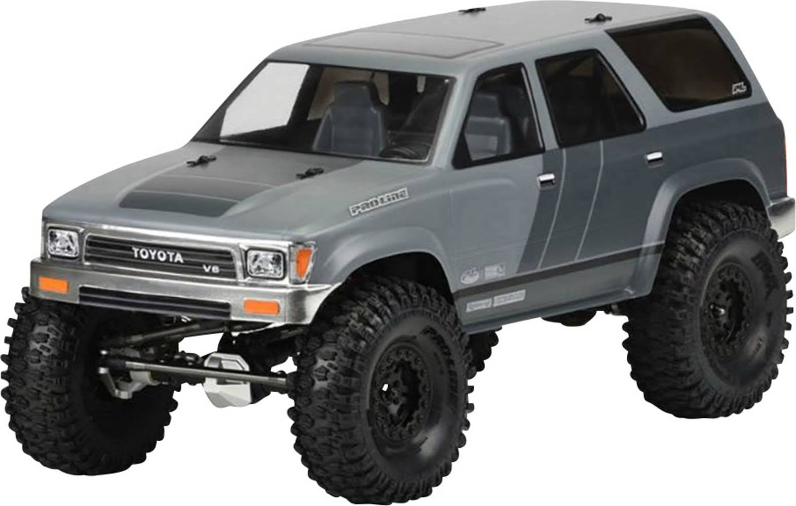 Pro-Line '91 Toyota 4Runner Clear Body - 313mm