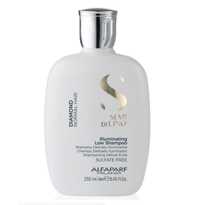 Alfaparf Semi Di Lino Diamond Illuminating Low Shampoo - 250ml
