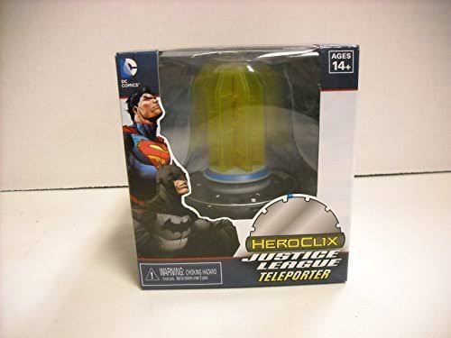 Heroclix World's Finest Justice League Teleporter