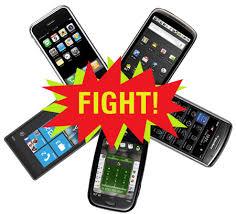 fight smartphone