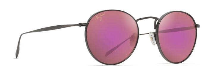 Maui Jim Nautilus Polarized Sunglasses - Slate Grey Frame/Maui Sunrise Lens