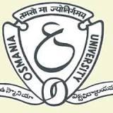 Osmania University, Examination, Hyderabad, India
