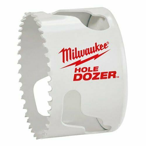 Milwaukee 49560163 Ice Hardened Holesaw - 4/6, 70mm
