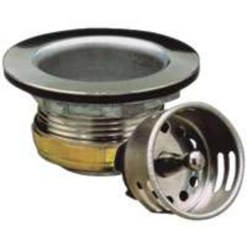 Plumb Pak PP820-28 Basket Strainer Assembly Jr Duo