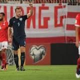サッカーイングランド代表, ハリー・ケイン, イングランド, 2018 FIFAワールドカップ, マルタ, ダニー・ウェルベック