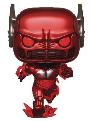 Funko Pop DC Super Heroes Vinyl Figure - Red Death