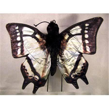 Sunny Toys NP8241 14 in. Butterfly - Swallowtail Animal Puppet