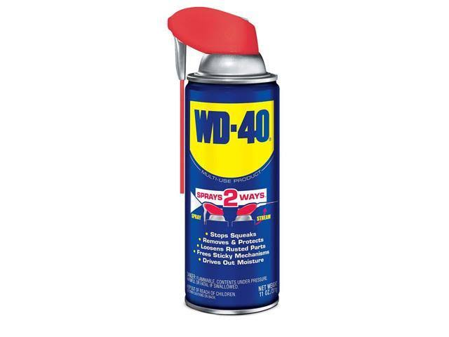 WD-40 Smart Straw Spray Lubricant - 11 oz