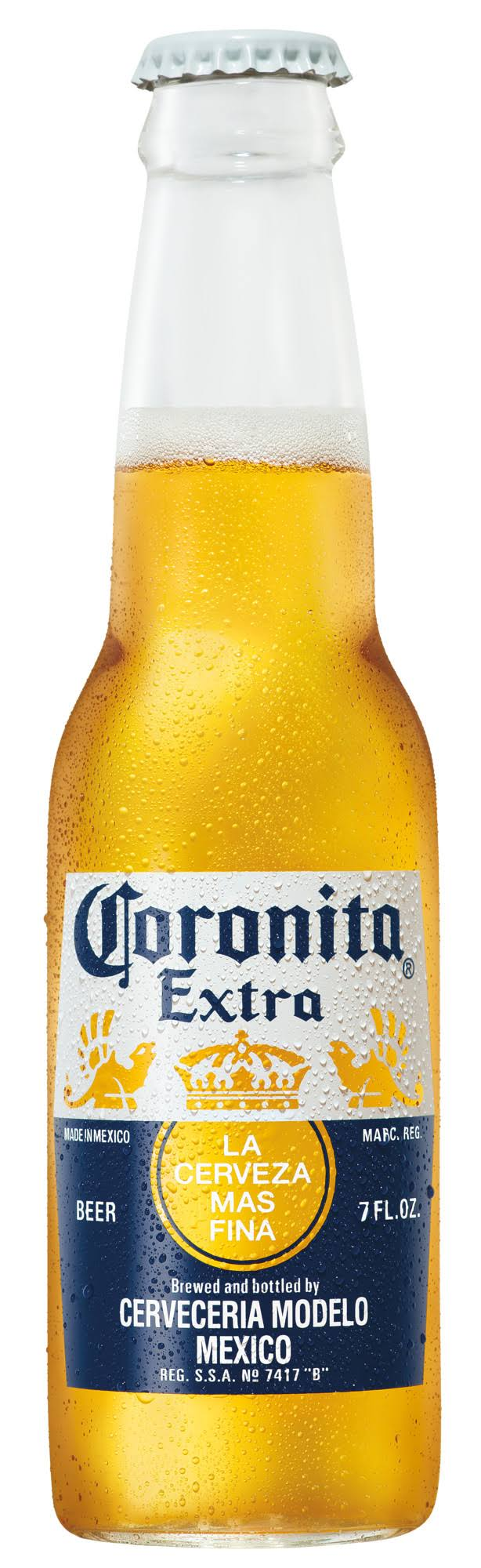 Coronita Extra Beer - 7 fl oz
