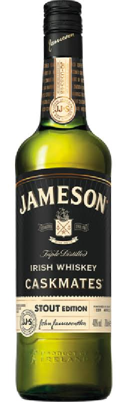 Jameson Whiskey, Irish, Caskmates - 1 litre