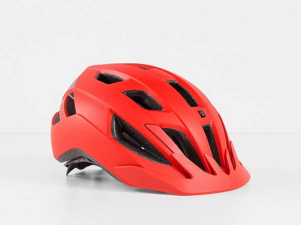 Bontrager Solstice MIPS Bike Helmet - Viper Red - Small/Medium