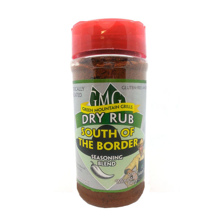 Green Mountain Grills South of The Border - Dry Rub