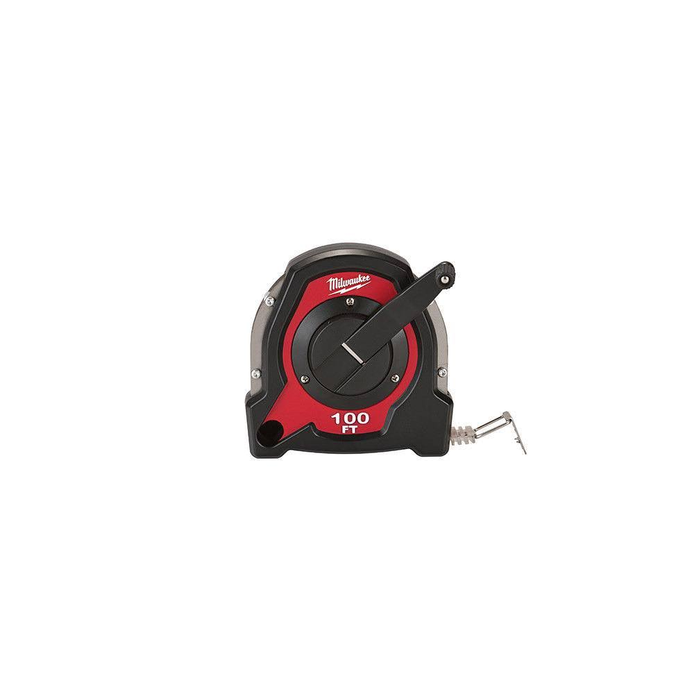 Milwaukee Closed Reel Long Tape Measure - 100'