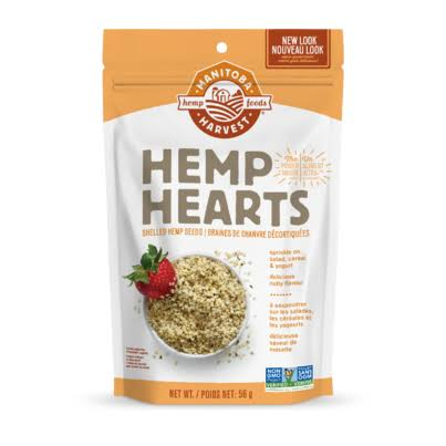 Manitoba Harvest Hemp Hearts (Raw Shelled Hemp Seed)