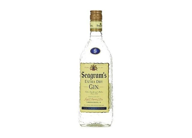 Seagram's Extra Dry Gin - 700ml