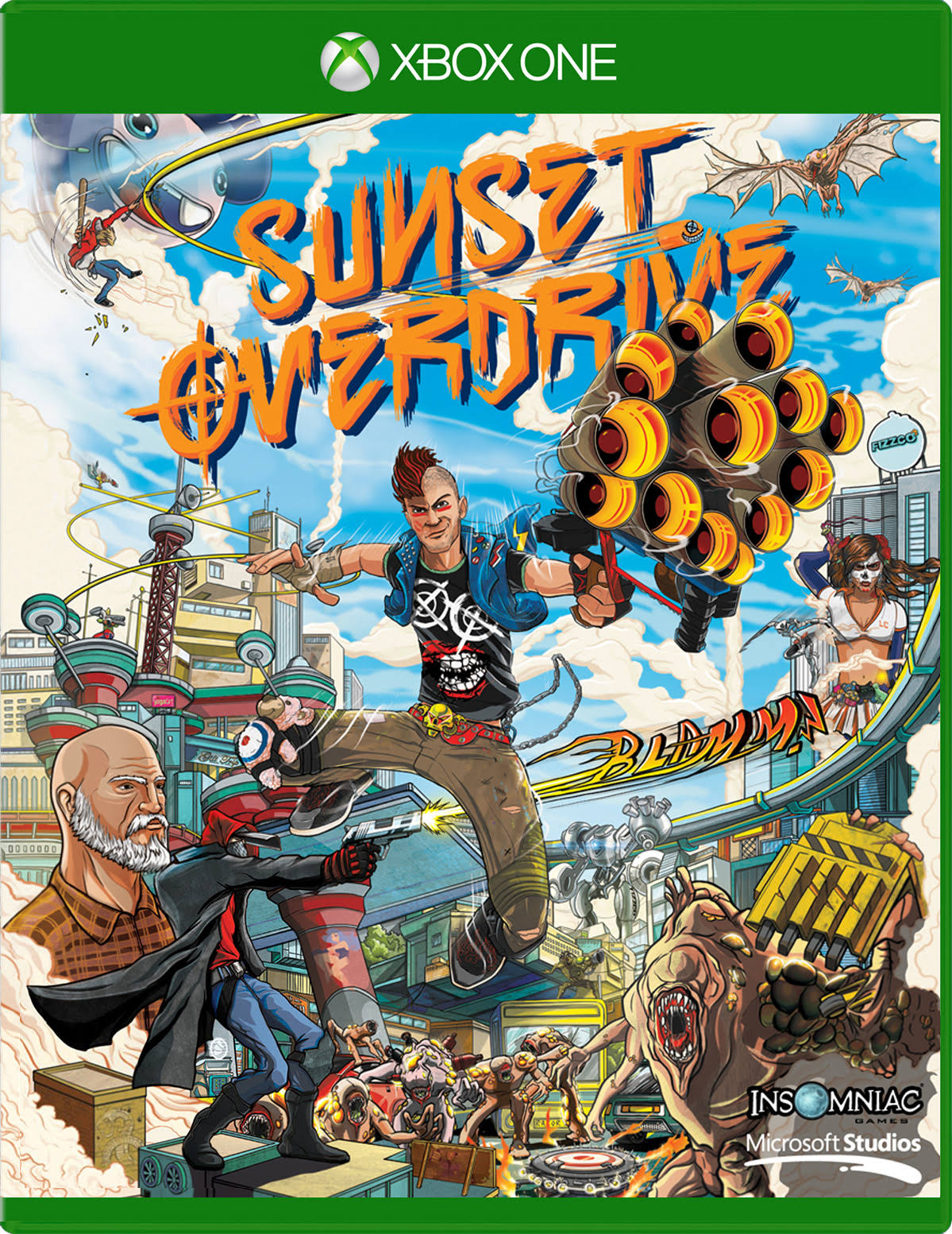 Sunset Overdrive - Xbox One