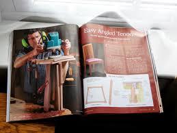 re easy angled tenons article in fine woodworking paul sellers u0027 blog