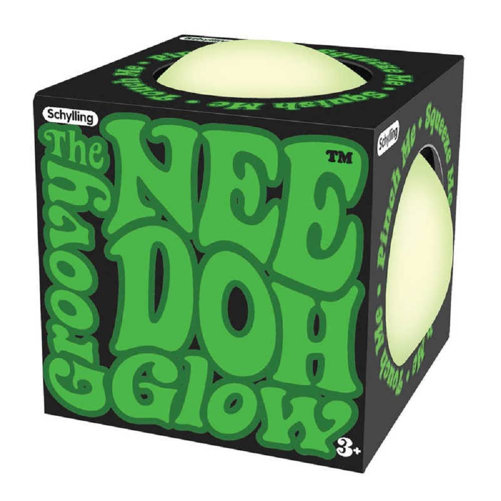 Schylling - Nee-Doh Glow in The Dark