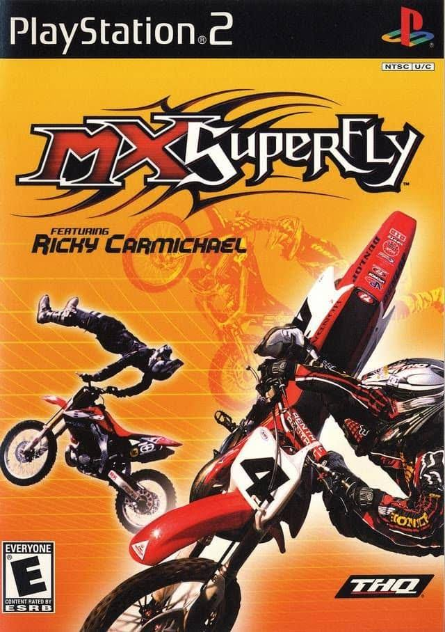 MX Superfly - PlayStation 2