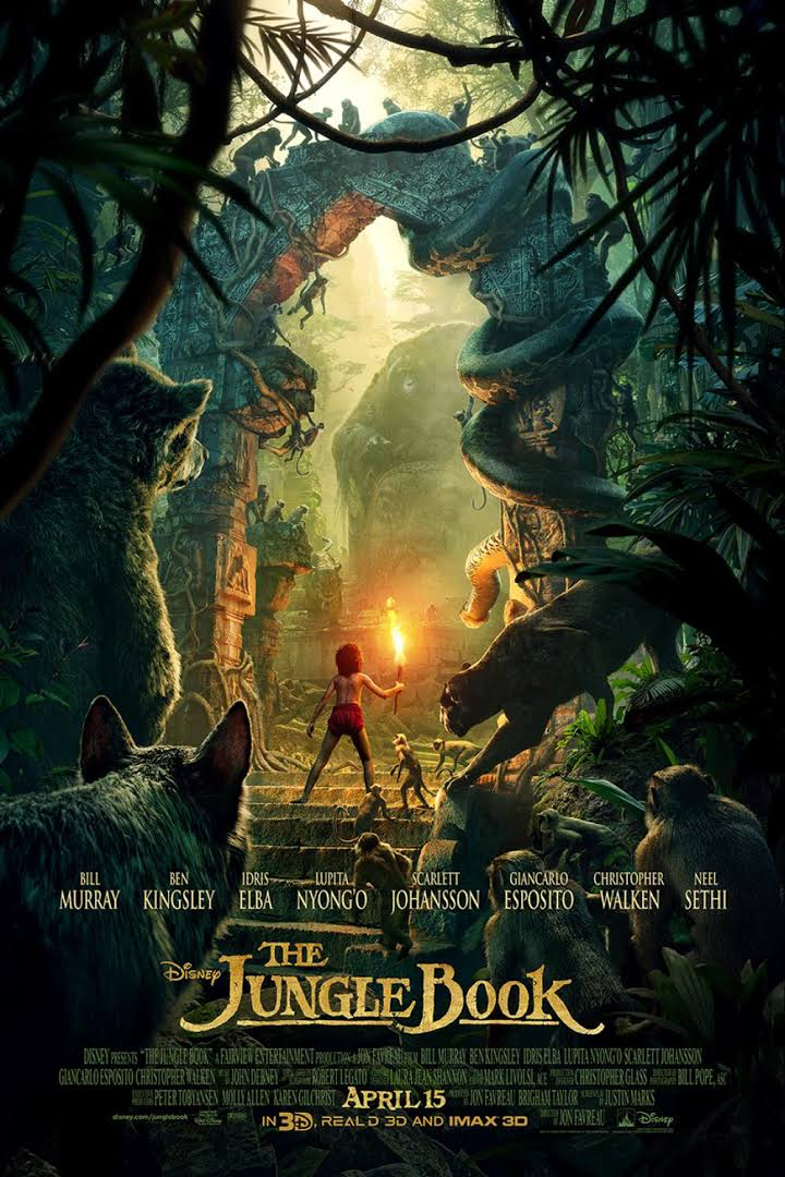 The Jungle Book (2016) 1.35 GB Download Full Movie In HD For Free With Direct Link