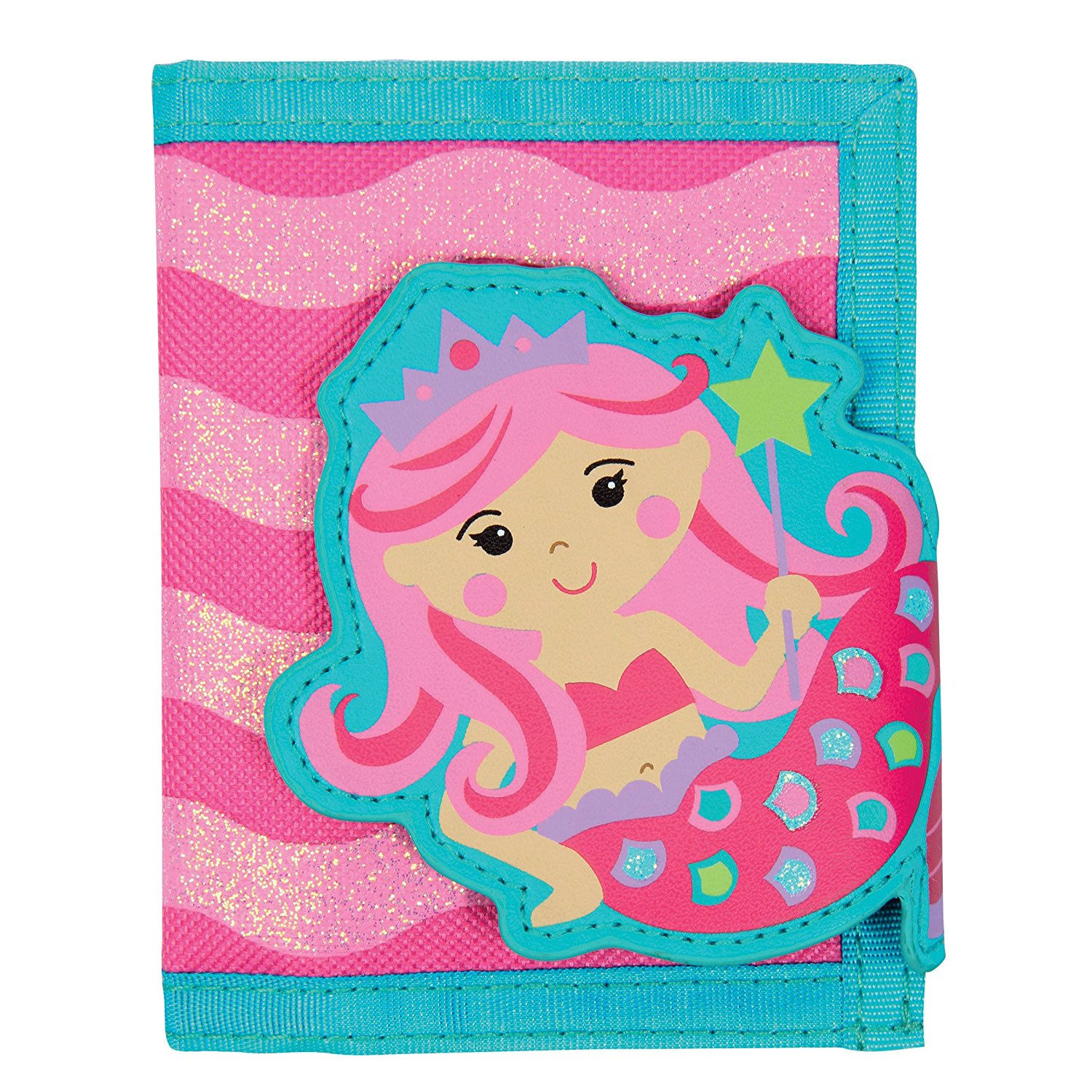 Stephen Joseph Mermaid Wallet