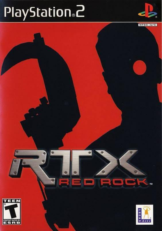 RTX Red Rock - PlayStation 2