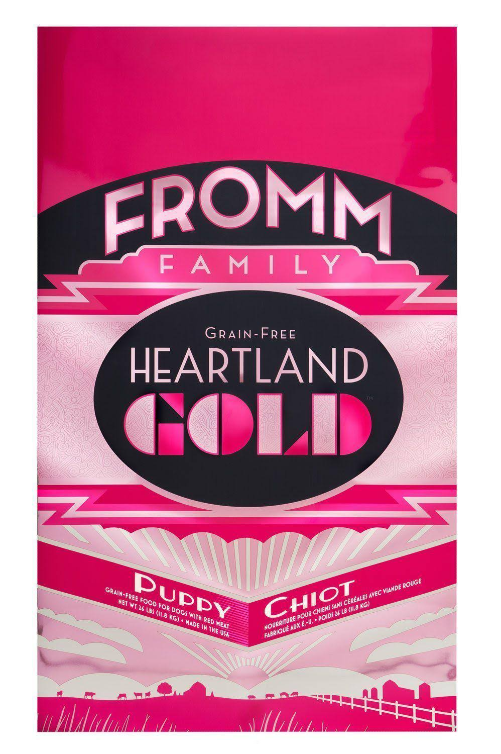 Fromm Family Prairie Gold Puppy Food