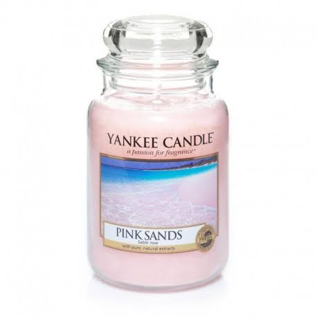 Yankee Candle Large Jar Candle - Pink Sands