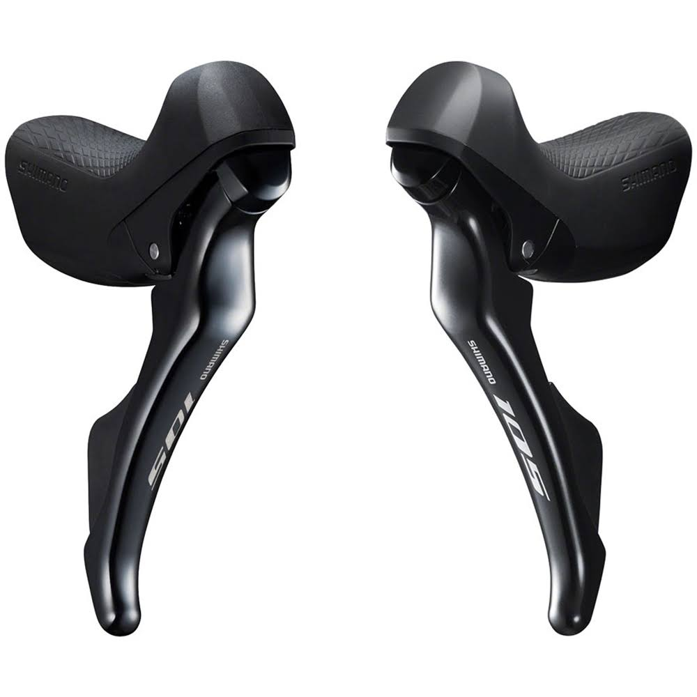Shimano 105 ST-R7000 2 x 11 Shift/Brake Lever Set Black
