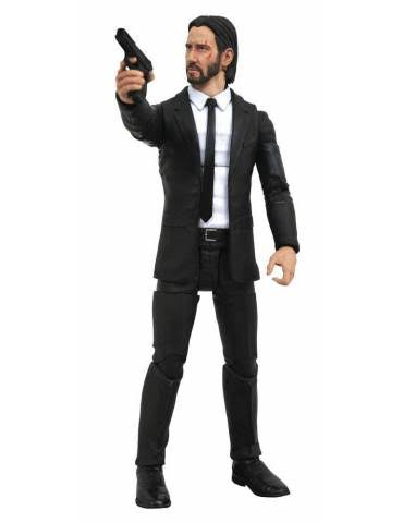 Diamond Select John Wick Action Figures