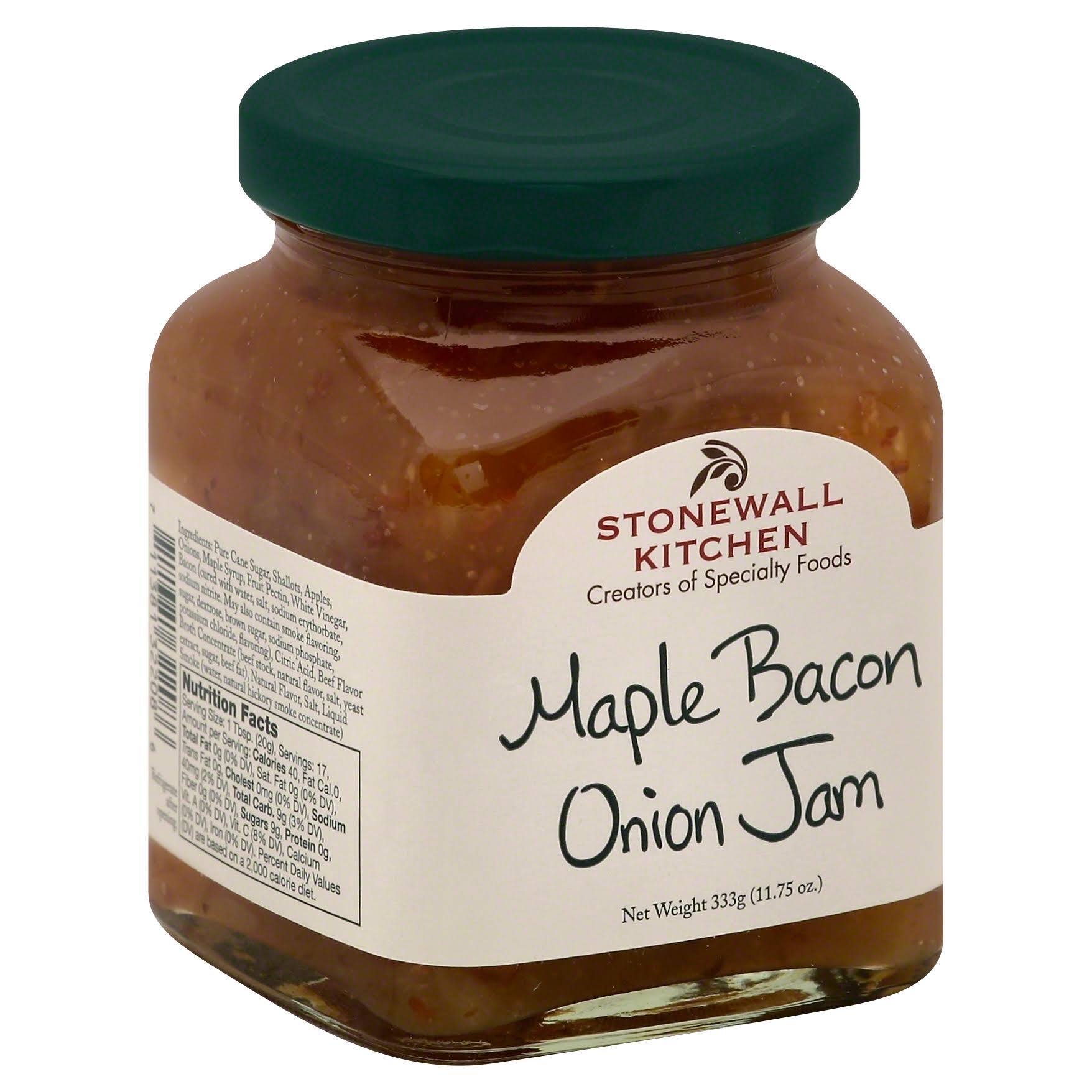 Stonewall Kitchen Maple Bacon Onion Jam - 11.75oz