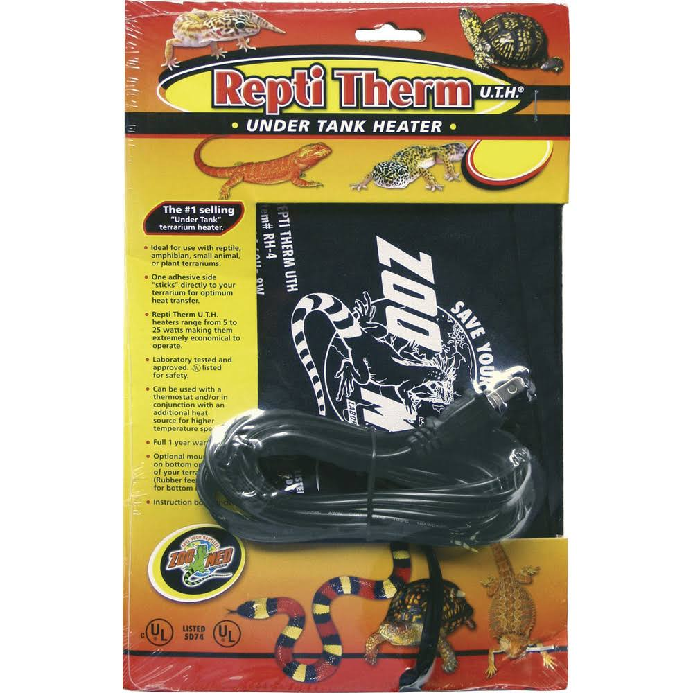 Zoo Med Reptitherm Under Tank Heater - Medium
