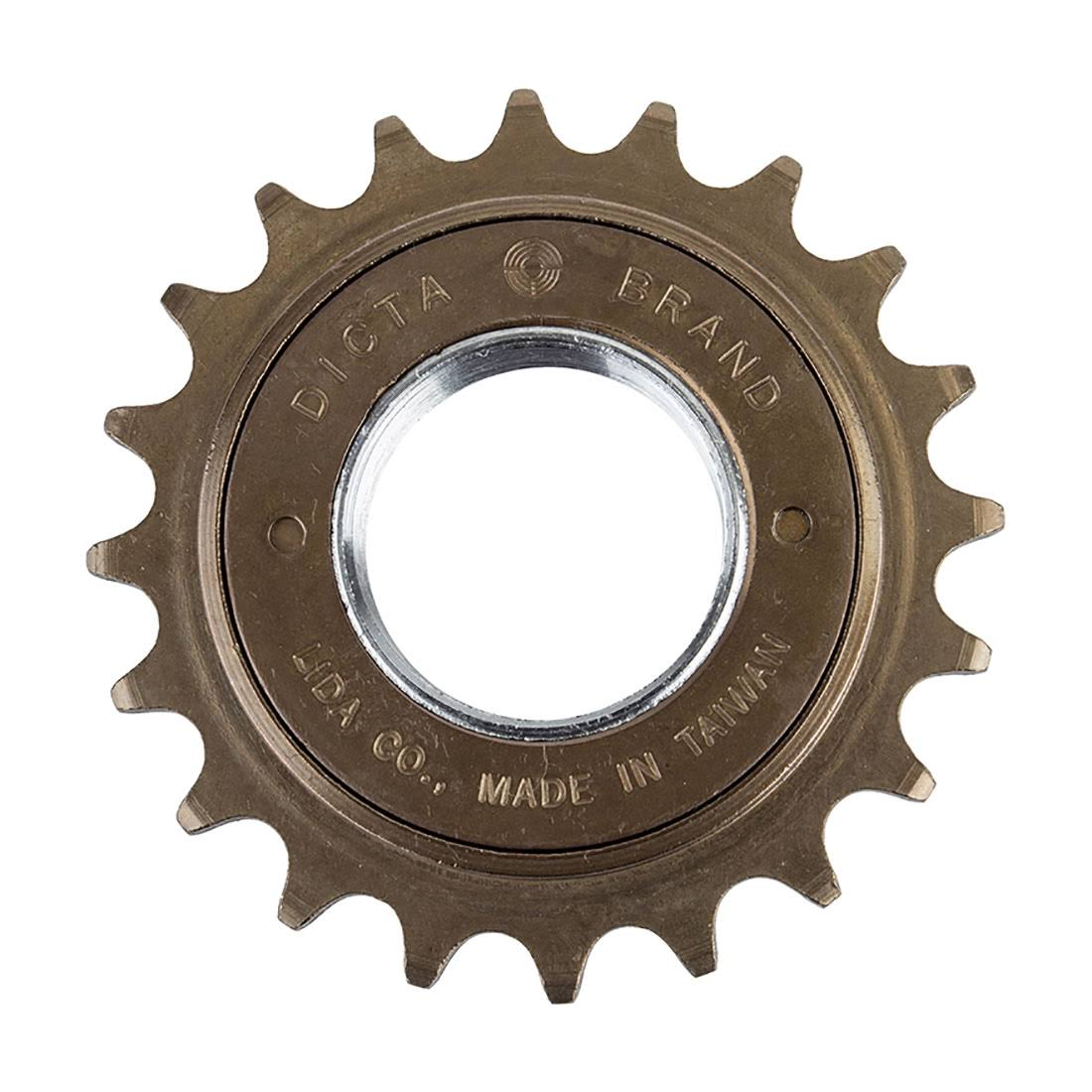 Sunlite Single Freewheel - Gold - 20T