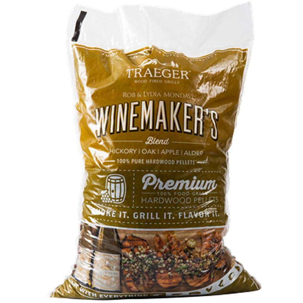 Traeger 20lb Winemaker Pellets