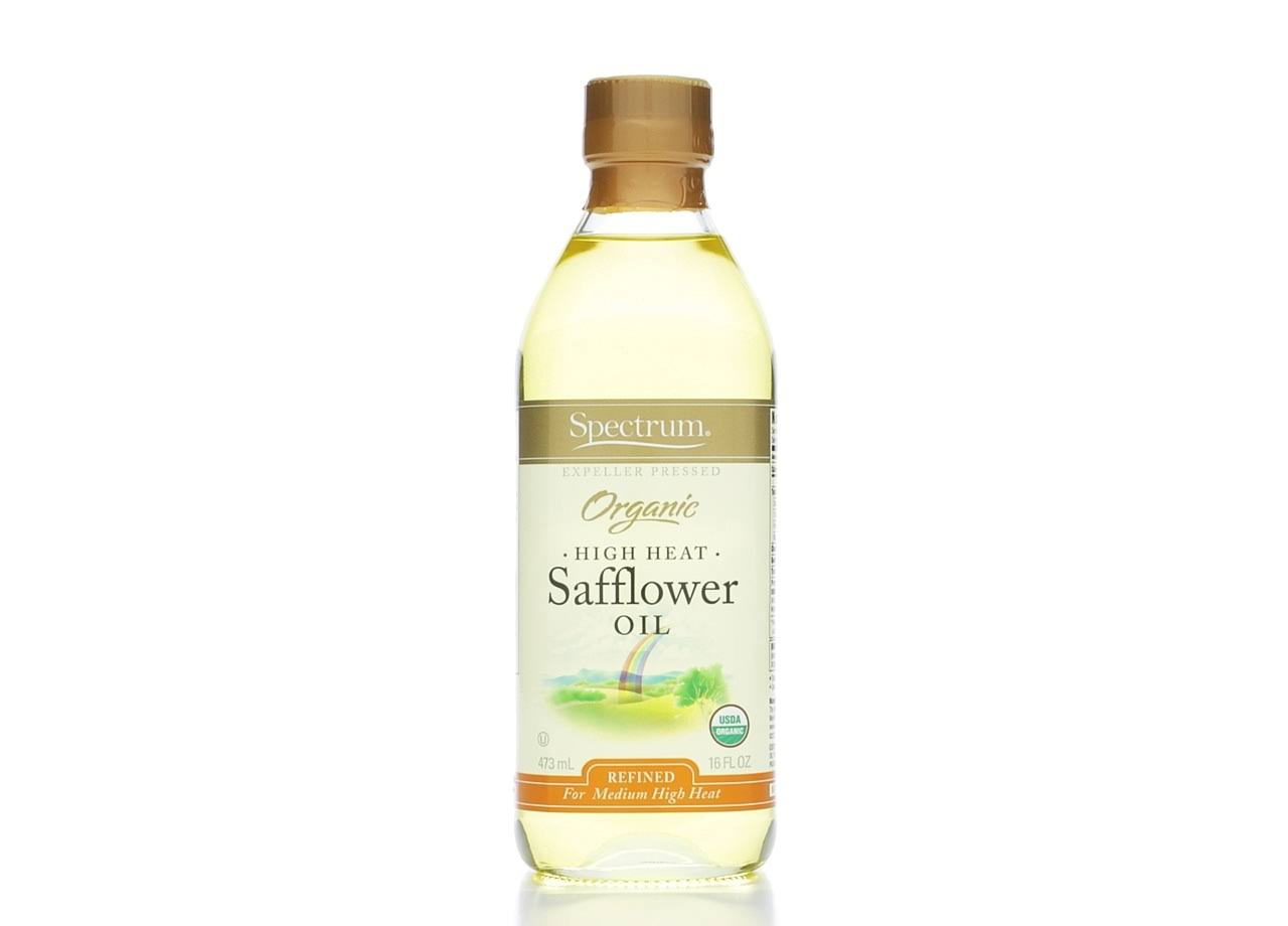 Spectrum Organic Refined Safflower Oil