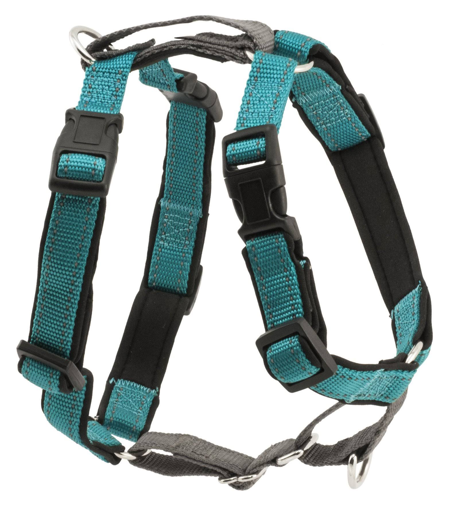 PetSafe 3 in 1 Dog Harness - Teal, Medium