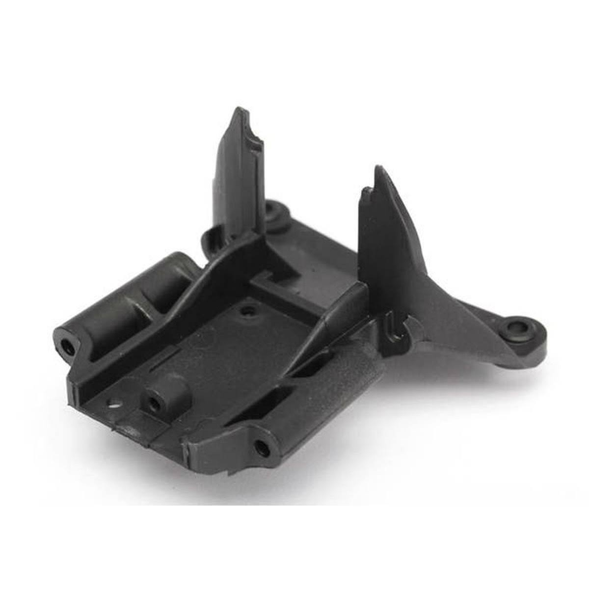 Traxxas Bulkhead Rear Rally - 1/10 scale, Black