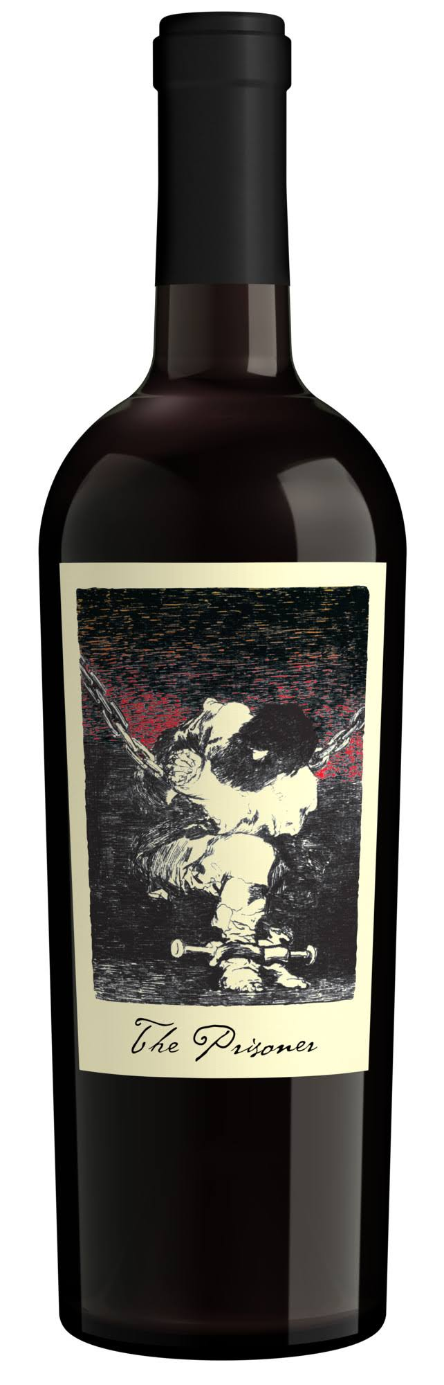 The Prisoner Red Wine, Napa Valley, 2018 - 750 ml