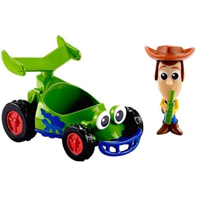 Disney Toy Story Mini Woody and RC Action Figures
