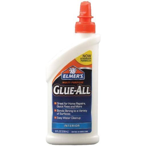 Elmers Clear Multi-Purpose Glue All Adhesive