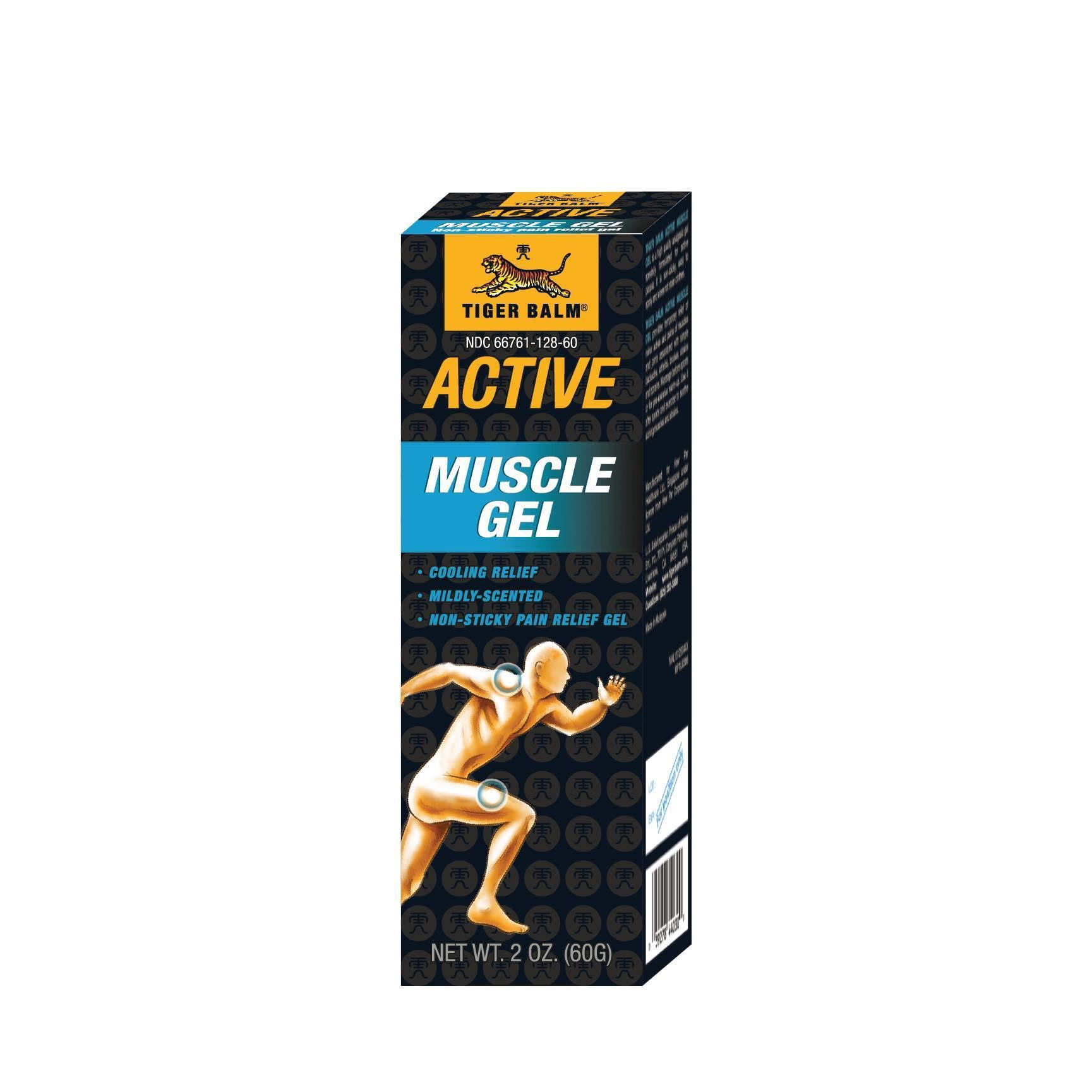 Tiger Balm Muscle Gel - 2 oz