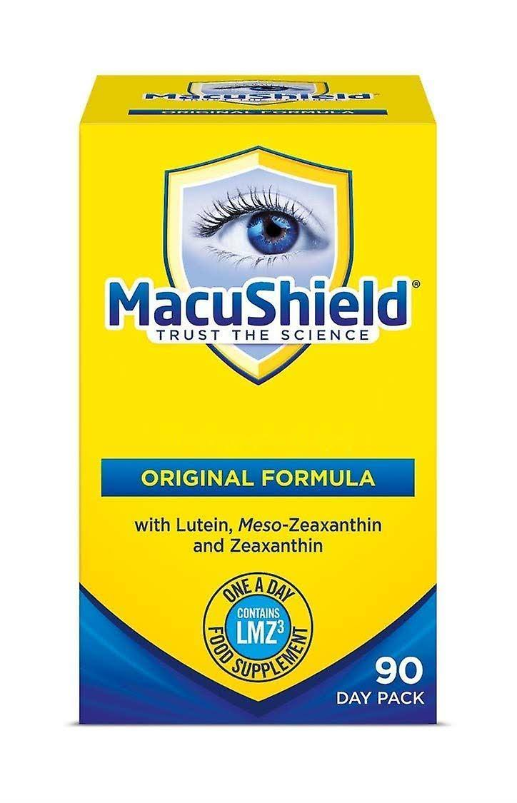 MacuShield One-A-Day Food Supplement - 90pk