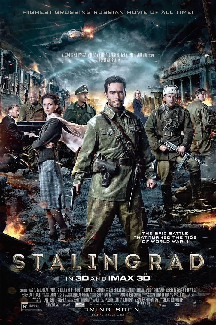 Stalingrad-Stalingrad