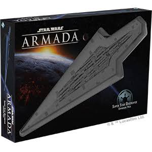 Fantasy Flight Games Star Wars Armada Super Star Destroyer Expansion Pack